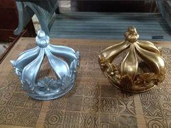 Decorative Wood Crown