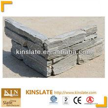 Kinslate Natural Grey Slate Stone Veneer,Culture Slate,Culture Stone Wall Decoration