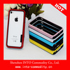 Accessory Beautiful TPU PC Frame Mobile Phone Case For Iphone 4/4s case