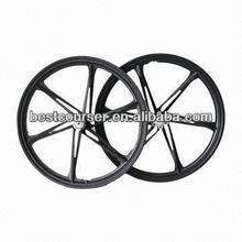 BC-1275 Custom magnesium road bike wheels