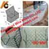 Factory!!!!!!! KANGCHEN dark green pvc gabion box/gabion cage for river bed