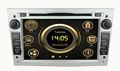 Star lsq opel astra/corsa/zafira rádiodecarro com gps dvd/cd/mp3/mp4/bluetooth/ipod/rádio/tv/gps/3g! De boa qualidade!