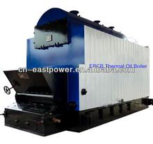 2014 Horizontal Chain grate Coal fired thermal oil boiler thermal coal boiler