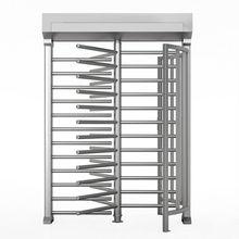 Stainles Steel Full Height Turnstile/ Security Turnstile Gate/Turnstile of Single Lane Type Bi-directional Passage