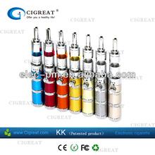 Wholesale hottest mechanical mod telescoping mod Cigreat KK offer you a healthy life