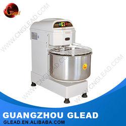 2015 Hot Sale spiral heavy duty automatic dough mixer