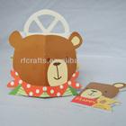 cartoon bear shaped sticky notepads die cut sticky memo pad post note fancy shape sticky notepad