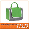 Elegant simple nonwoven food/drink cooler fitness lunch bag