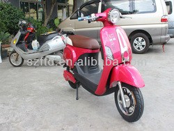 2013 newest beautiful appearance hide battery 600w brushless motor electric motorcycle for lady