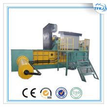 (TFKJ) Y81T-2500 automatic nonferrous metal press machine scrap metal baler copper aluminum cans steel HMS press machine