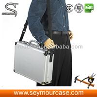 Professional Aluminum Laptop Attache Briefcase