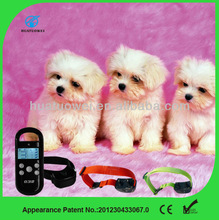 advanced tech puppy dog training collar with transmitter HT-032