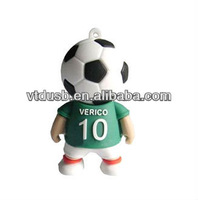 16GB USB Memory Stick Pen Drive Football Edition