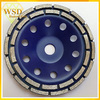 Big 180mm Sintered Diamond Stone Polishing Wheels