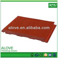 2014 wood plastic composite floor/bamboo plastic floor wpc outdoor wall panel