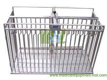 Strong metal dog cage MSLVC02