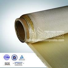high temp resisting 18oz high silica cloth