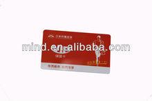 125khz rfid read write card F08 proximity card