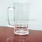 wholesale plastic tankard/ PS 300ml Plastic Cups