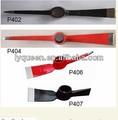 Jardín de acero herramientas china piquetas/picos( p401, p402, p407, p415)