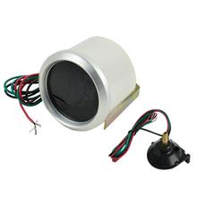2 Inch 52mm Digital Display Auto Oil Pressure Gauge