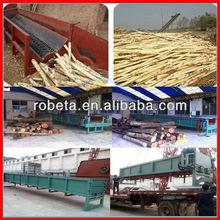 Reliable Performance wood log peeling machine/tree peeler