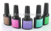 Long lasting high quality salon gel polish for nails
