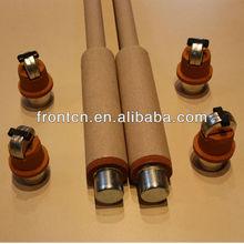 Paper tube Immerse Sampler for molten