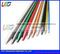 De fibra de vidrio frp estacas de árbol, alto quanlity, de alta resistencia de estacas de fibra de vidrio