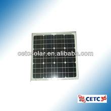 20W mini flexible solar panel