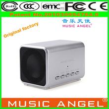 Original Music Angel JH-MD05 Alibaba express neon speaker lights LINE IN