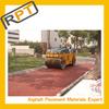 Roadphalt color red modified asphalt bitumen