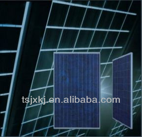 solar panel poly 245w/ price per watt solar panel