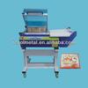heating sealing and heat cutting bag making machine