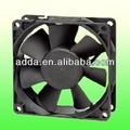 delta del ventilador 80x80x25mm 12v dc ventilador de refrigeración as8025
