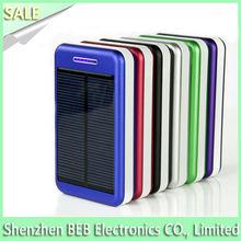 Alibaba qualified 13800mah digital solar charger