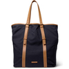 Fashional Canvas Leather Tote Bag