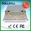 fc 4 núcleos de fibra óptica caixa de rescisão