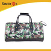 china manufacturer men military travel bag genuine leather