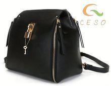 Fashion lady handbag designer handbags for sale clear pvc handbag organizer