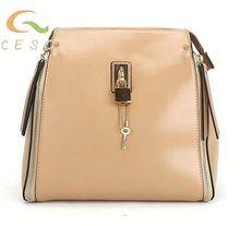 Handbag manufacturer 2014 newest fancy designs brand female handbag designers