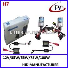 hid xenon lamp kit H7/6K 35W/55W