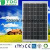 chinese solar panel 75w mono solar panel