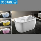 foshan wholesale prices BESTME small bathtub sizes with best discount