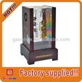 De alta calidad en caliente- venta de antigüedades de madera caja de costura