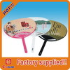 Designer creative small plastic fan for promotion