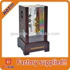 Good quality hot sell make wooden lock box