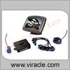 "3.5"" car parktronics system video parking sensor"