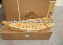 chất lượng cao Nhật Bản 50cm gỗ sushi thuyền