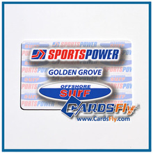 high quality magnetic stripe card